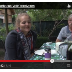 Vega barbecue voor vleeseters (VIDEO)