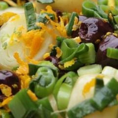 Wat eten we vandaag? Aardappelsalade