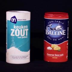Zeezout of keukenzout?