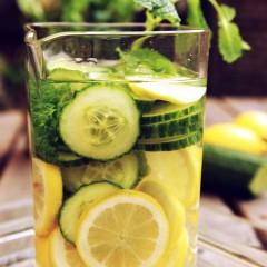 Afvallen met citroenlimonade