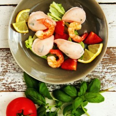 IJzig voorgerecht: tomaatijs